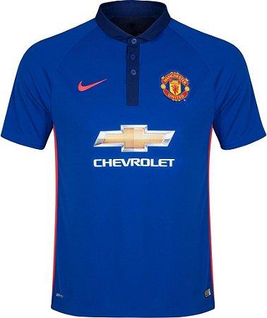 Camisa oficial Nike Manchester United 2014 2015 III Di Maria 7