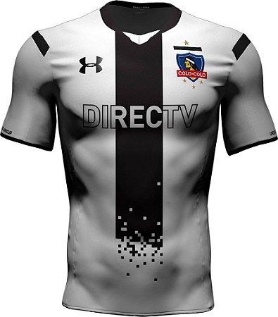 Camisa oficial Under Armour Colo Colo 2014 2015 I jogador
