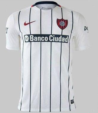 Camisa oficial Nike San Lorenzo 2014 2015 II jogador