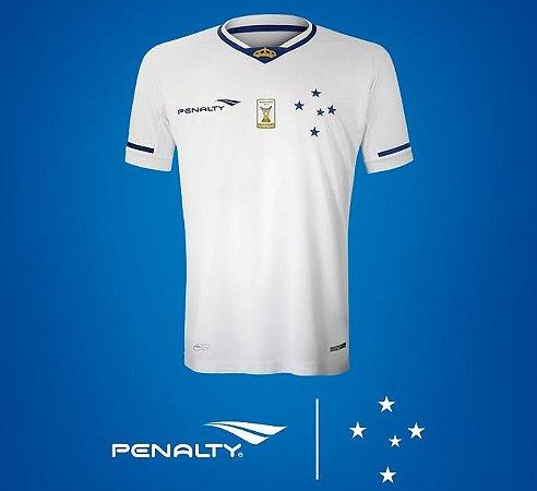 Camisa oficial Penalty Cruzeiro 2015 II jogador