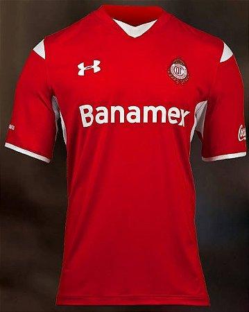 Camisa oficial Under Armour Toluca 2014 2015 I jogador