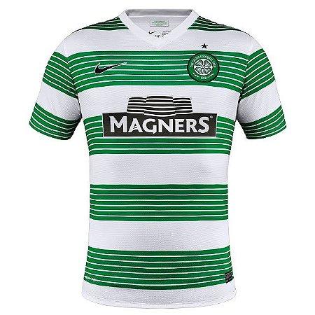 Camisa oficial Nike Celtic 2014 2015 I jogador