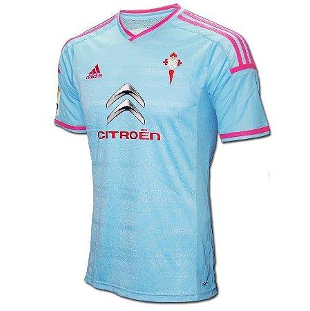Camisa oficial Adidas Celta de Vigo 2014 2015 I Jogador