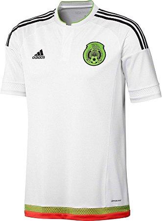 Camisa oficial Adidas México 2015 II jogador Copa América