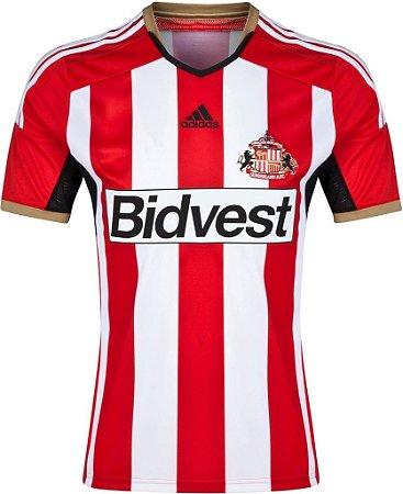 Camisa oficial Adidas Sunderland 2014 2015 I jogador