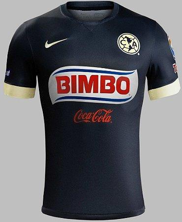 Camisa oficial Nike América do México 2014 2015 II jogador