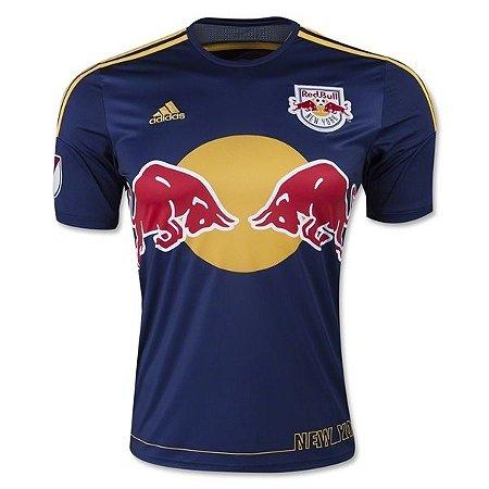 Camisa oficial Adidas New York Red Bulls 2015 II jogador