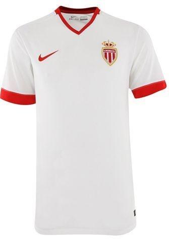 Camisa oficial Nike AS Monaco 2014 2015 III jogador