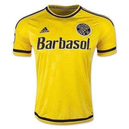 Camisa oficial Adidas Columbus Crew 2015 I jogador