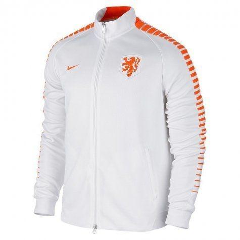 Jaqueta oficial Nike Seleção da Holanda 2015 2016