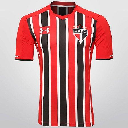 Camisa oficial Under Amour São Paulo 2015 II jogador