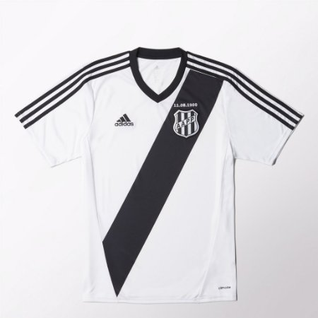 Camisa oficial Adidas Ponte Preta 2015 I jogador