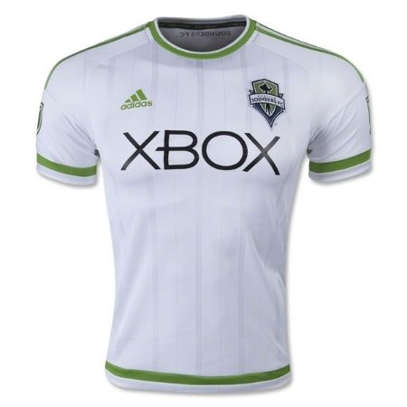 Camisa oficial Adidas Seattle Sounders 2015 II jogador