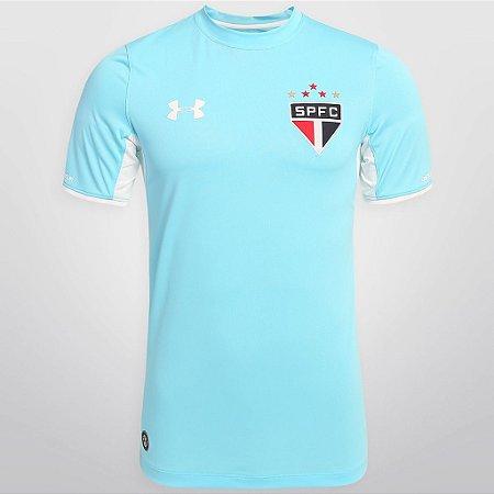 Camisa oficial Under Amour São Paulo 2015 II Goleiro