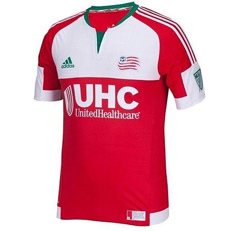 Camisa oficial Adidas New England Revolution 2015 II jogador
