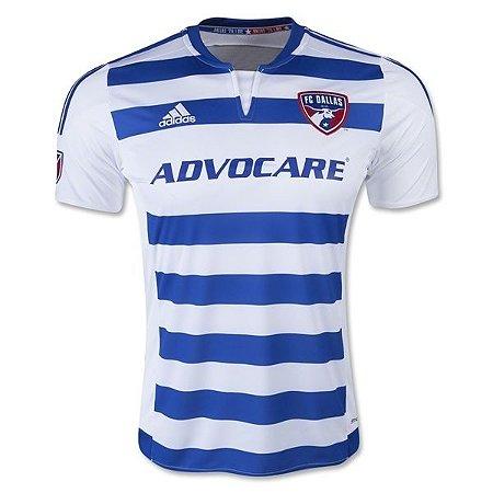Camisa oficial Adidas FC Dallas 2015 II jogador
