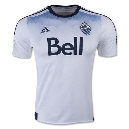 Camisa oficial Adidas Vancouver Whitecaps 2015 I jogador