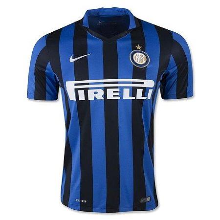 Camisa oficial Nike Inter de Milão 2015 2016 I jogador