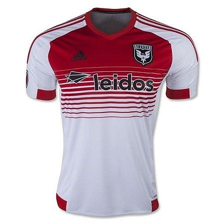 Camisa oficial Adidas DC United 2015 II jogador