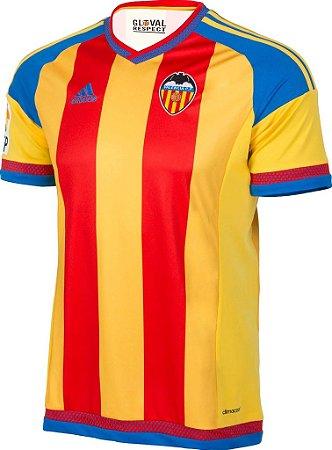 Camisa oficial Adidas Valencia 2015 2016 II jogador