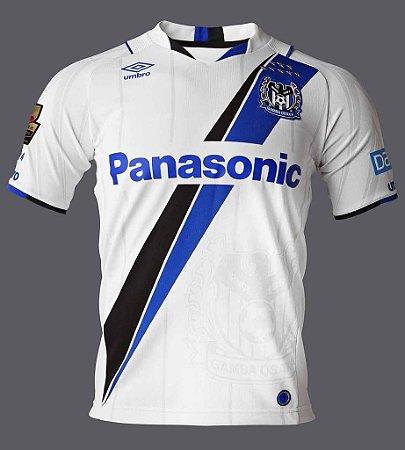Camisa oficial Gamba Osaka 2015 II jogador