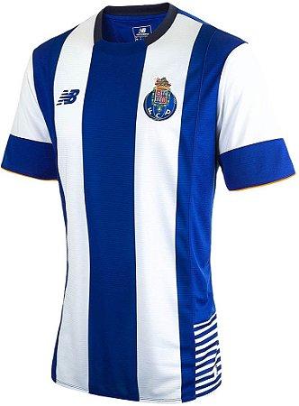 Camisa oficial New Balance Porto 2015 2016 I jogador