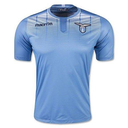 Camisa oficial Macron Lazio 2015 2016 I jogador