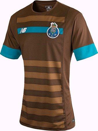 Camisa oficial New Balance Porto 2015 2016 II jogador