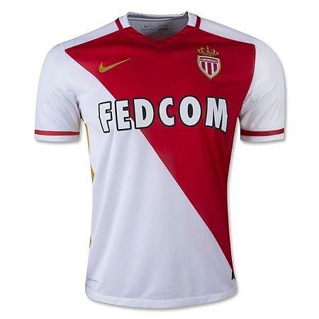Camisa oficial Nike AS Monaco 2015 2016 I jogador