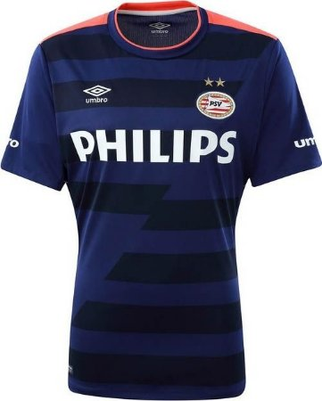 Camisa oficial Umbro PSV Eindhoven 2015 2016 II jogador