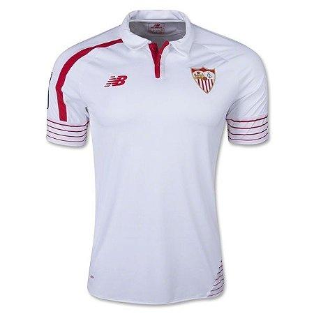 Camisa oficial New Balance Sevilla 2015 2016 I jogador