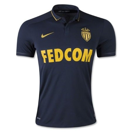 Camisa oficial Nike AS Monaco 2015 2016 II jogador