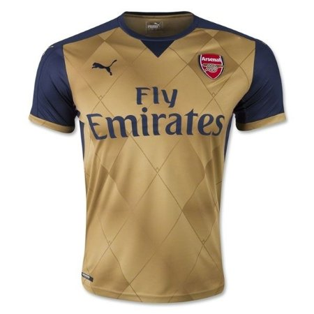 Camisa oficial Puma Arsenal 2015 2016 II jogador
