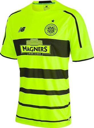 Camisa oficial New Balance Celtic 2015 2016 III jogador