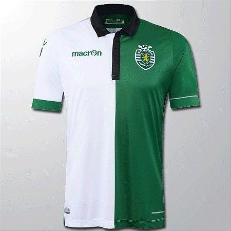 Camisa oficial Macron Sporting Lisboa 2015 2016 III jogador