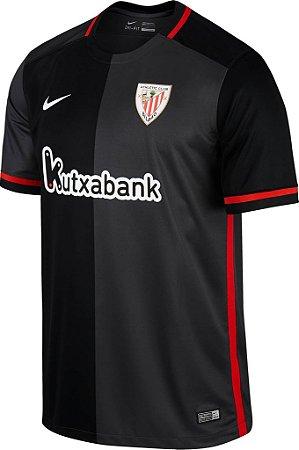 Camisa oficial Nike Atlético de Bilbao 2015 2016 II jogador