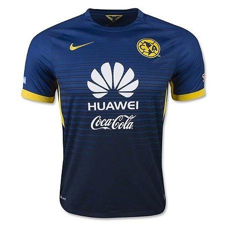 Camisa oficial Nike América do México 2015 2016 II jogador