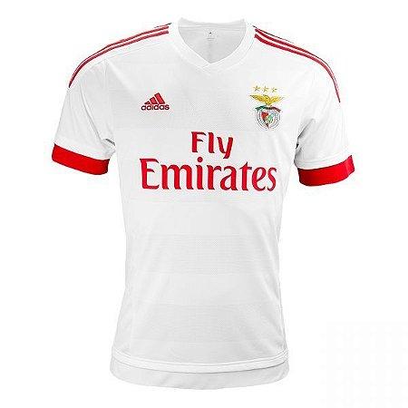Camisa oficial Adidas Benfica 2015 2016 II  jogador
