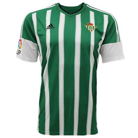 Camisa oficial Adidas  Betis 2015 2016 I jogador