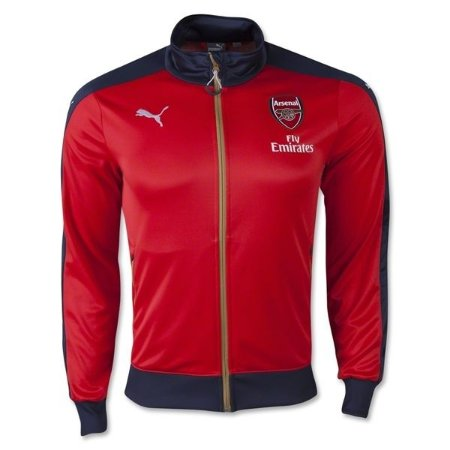 Jaqueta oficial Puma Arsenal 2015 2016