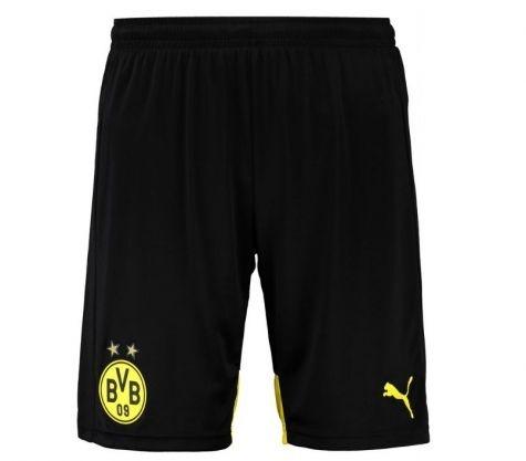 Calção oficial Puma Borussia Dortmund 2015 2016 I jogador