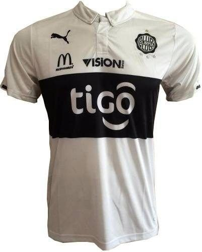 Camisa oficial Puma Olimpia 2015 2016 I jogador
