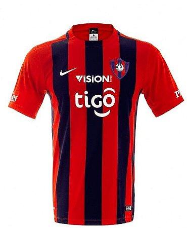 Camisa oficial Nike Cerro Porteño 2015 2016 I jogador