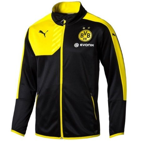 Jaqueta oficial Puma Borussia Dortmund 2015 2016
