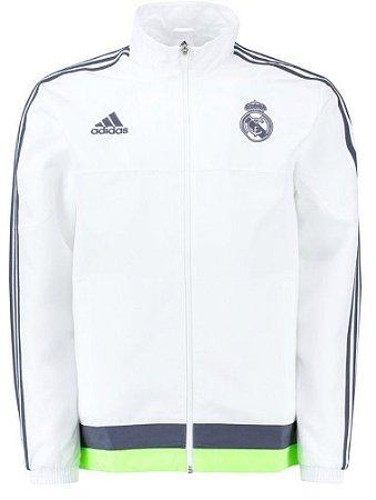 Jaqueta oficial Adidas Real Madrid 2015 2016