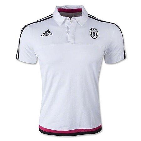 Camisa polo oficial Adidas Juventus 2015 2016