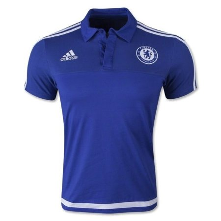 Camisa polo oficial Adidas Chelsea 2015 2016