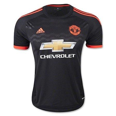 Camisa oficial Adidas Manchester United 2015 2016 III jogador