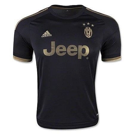 Camisa oficial Adidas Juventus 2015 2016 III jogador