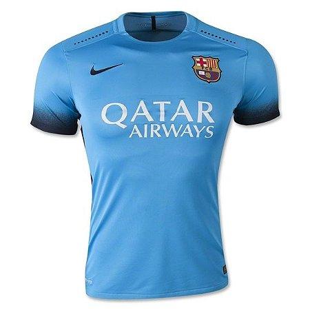 Camisa oficial Nike Barcelona 2015 2016 III jogador